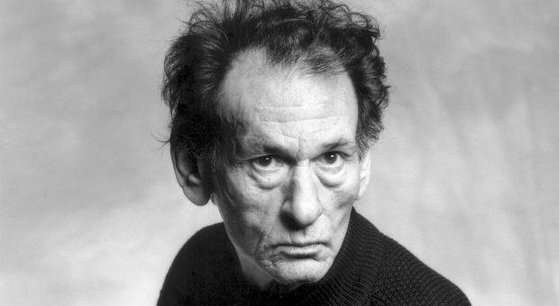 Serge Merlin - Acteur - Comedien - Portrait - Paris - septembre 1995